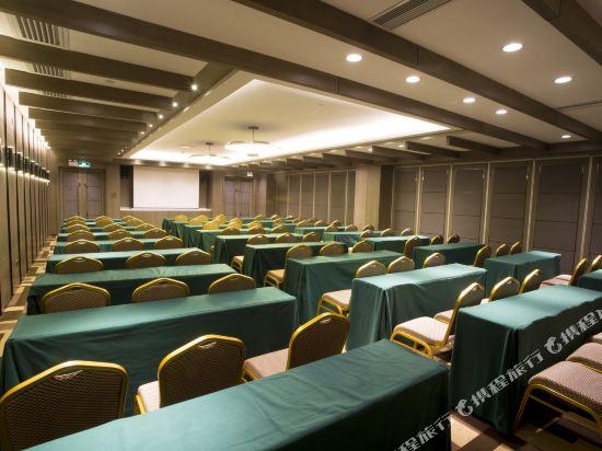 慕思健康睡眠酒店(東莞國際展覽中心店)(DeRUCCI Hotel (Dongguan International Exhibition Center))會議室