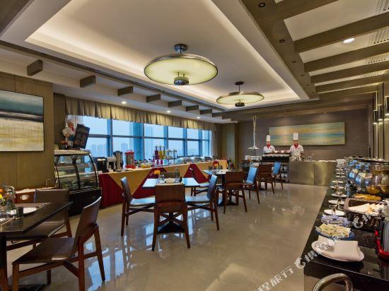 慕思健康睡眠酒店(東莞國際展覽中心店)(DeRUCCI Hotel (Dongguan International Exhibition Center))餐廳