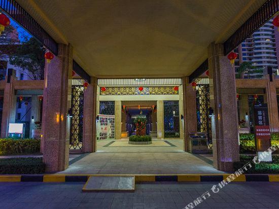 朵雅精品度假公寓(珠海橫琴口岸海洋王國店)(Duoya Boutique Holiday Apartment (Zhuhai Hengqin Port Ocean Kingdom))外觀