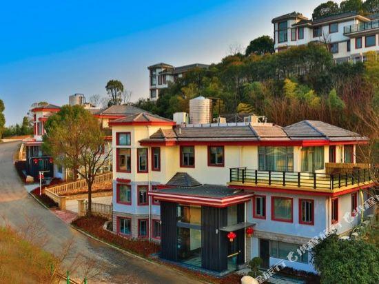天目湖御湖半島温泉酒店(The Peninsula of Royal Lake Hotels)至尊景觀別墅