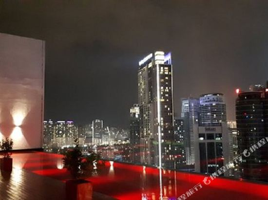 吉隆坡紅酒店(Red by Sirocco Kuala Lumpur)室外游泳池