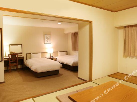 名古屋錦太陽酒店(Sun Hotel Nagoya Nishiki)和洋式房