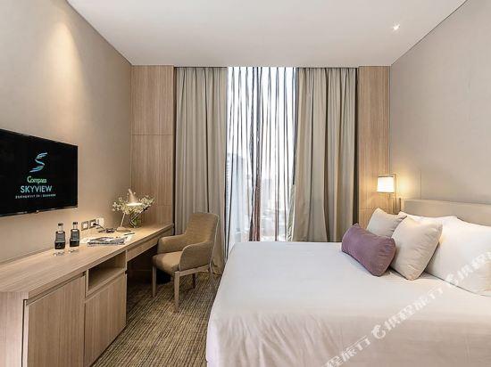 曼谷天空風景酒店(Compass SkyView Hotel Bangkok)天空景超豪華套房