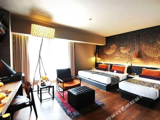 曼谷暹羅名家設計酒店(Siam@Siam Design Hotel Bangkok)至尊豪華家庭房