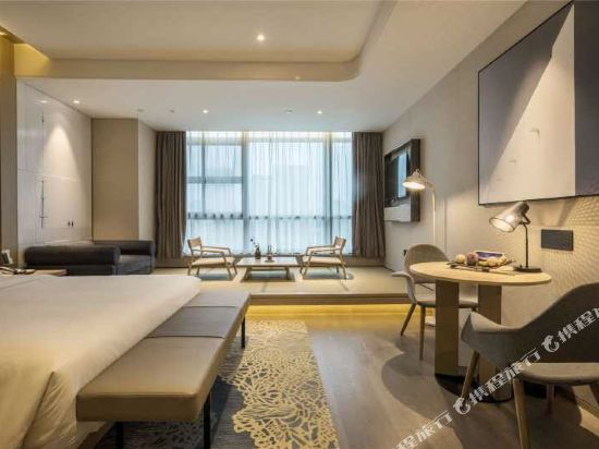 杭州濱江亞朵S網易嚴選酒店(Atour Hotel (Hangzhou Riverside))網易嚴選套房