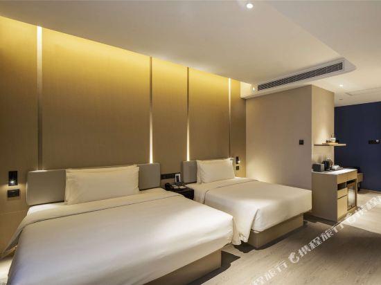 杭州濱江亞朵S網易嚴選酒店(Atour Hotel (Hangzhou Riverside))幾木雙床房