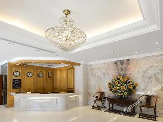高雄陽光大飯店(Hotel Sunshine)公共區域