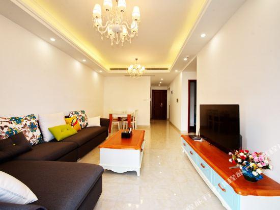 Q加·泰萊童趣主題公寓(珠海橫琴海洋王國店)(Q+ Tailai Tongqu Theme Apartment (Zhuhai Chimelong Ocean Kingdom))琴海灣地中海二房套房