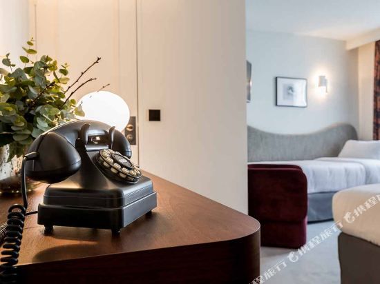 巴黎貝羅酒店(Belloy Saint-Germain Paris)豪華三人房
