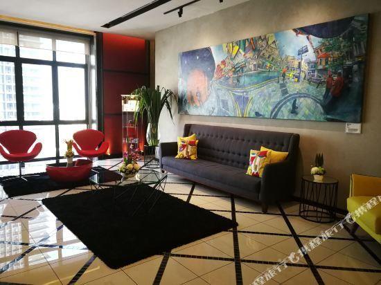 吉隆坡紅酒店(Red by Sirocco Kuala Lumpur)大堂吧