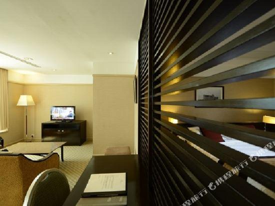 太平洋麗晶套房酒店(Pacific Regency Hotel Suites)一卧室套房