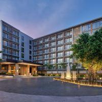 曼谷素萬那普9號公園服務酒店酒店預訂