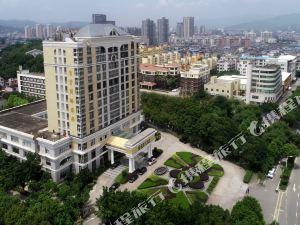 贛州龍南富業大酒店