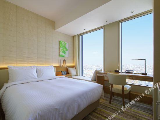 名古屋JR門樓酒店(Nagoya JR Gate Tower Hotel)入住時指定房型