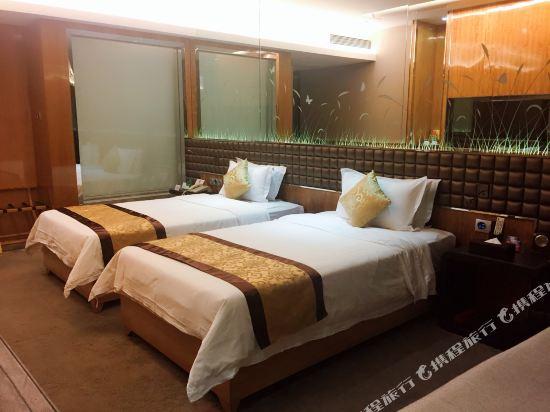 廣州馬會酒店(Jockey Club Hotel)商務雙床房