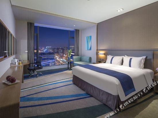 杭州東站智選假日酒店(Holiday Inn Express Hangzhou East Station)高級大床房