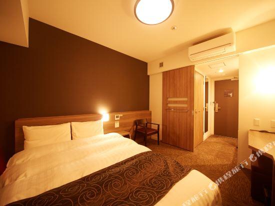 名古屋榮多米豪華酒店(Dormy Inn Premium Nagoya Sakae)大床房