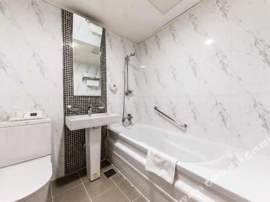 東大門域多利酒店(Victoria Hotel Dongdaemun)家庭雙床房