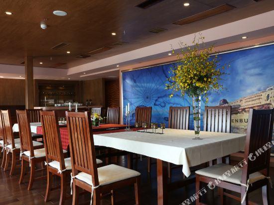 深圳鴻隆明華輪酒店(Cruise Inn)行政酒廊
