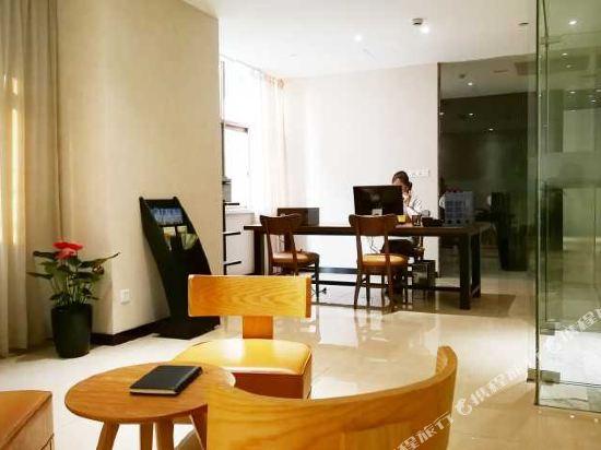 上海智微世紀麗呈酒店(REZEN HOTEL SHANGHAI ZHIWEI CENTURY)商務中心