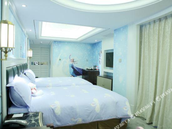 杭州中維香溢大酒店(Zhongwei Sunny Hotel)冰雪奇緣