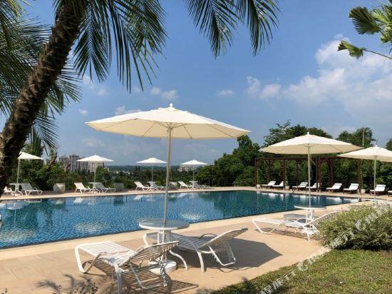 高雄圓山大飯店(The Grand Hotel)室外游泳池