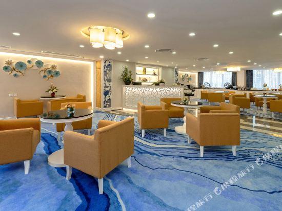 澳門帝濠酒店(Emperor Hotel)行政酒廊