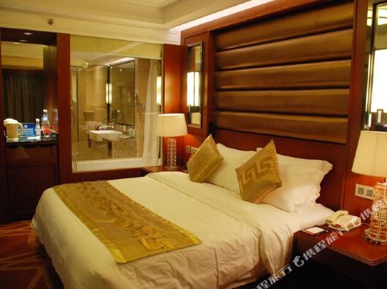 北京京都信苑飯店(Beijing Xinyuan Hotel)標準大床間