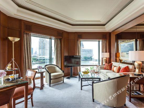 曼谷半島酒店(The Peninsula Bangkok)兩卧室家庭套房