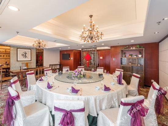 百盛達酒店(佛山千燈湖公園店)(Pasonda Hotel (Foshan Qiandeng Lake Park))餐廳
