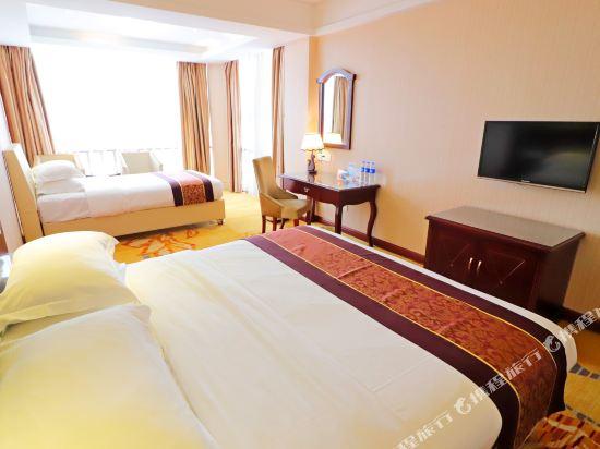 維也納酒店(上海浦東機場店)(Vienna Hotel (Shanghai Pudong Airport))家庭房
