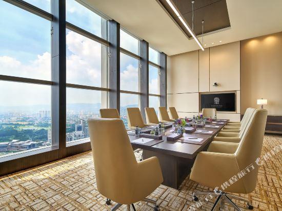 吉隆坡悅榕莊(Banyan Tree Kuala Lumpur)會議室