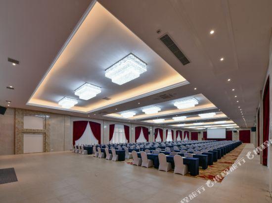 薩維爾金爵·鹿安酒店(上海國際旅遊度假區浦東機場店)(Savile Knight Lu'an Hotel (Shanghai International Tourism and Resorts Zone Pudong Airport))會議室