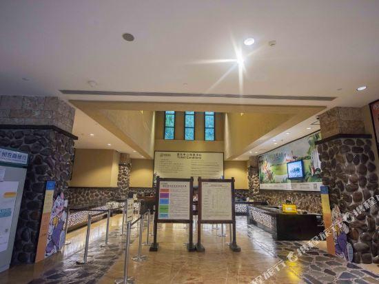 廣州長隆酒店(Chimelong Hotel)旅遊票務專櫃