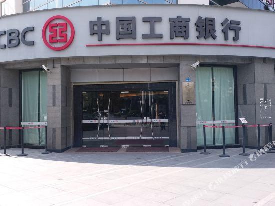 深圳阪田希爾頓歡朋酒店(Hampton by Hilton Shenzhen Bantian)自動取款機