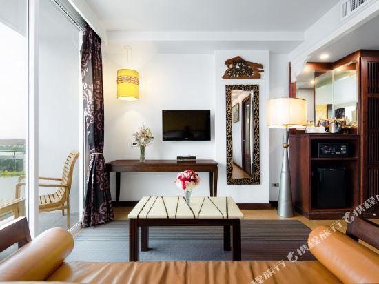 愛雅拉大酒店(Aiyara Grand Hotel)豪華房