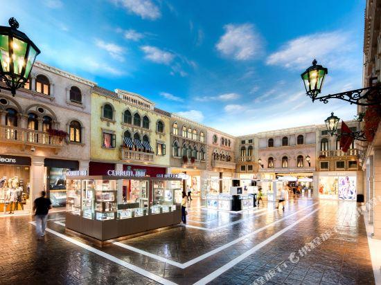 澳門威尼斯人-度假村-酒店(The Venetian Macao Resort Hotel)公共區域
