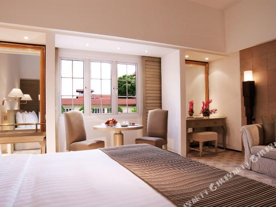 良木園酒店(Goodwood Park Hotel)豪華三人房