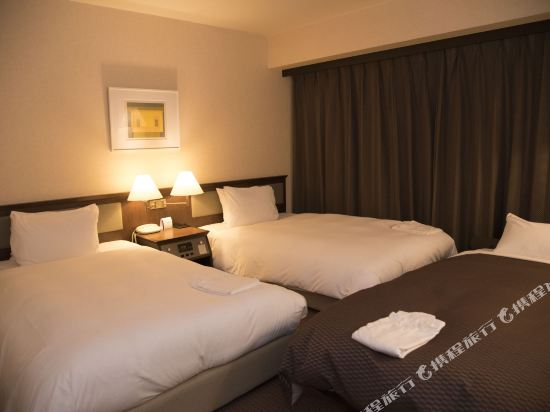 名古屋貝斯特韋斯特酒店(Best Western Hotel Nagoya)雙床房(帶加床)
