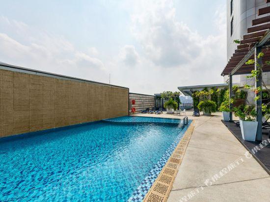 吉隆坡輝煌酒店(Vivatel Kuala Lumpur)室外游泳池