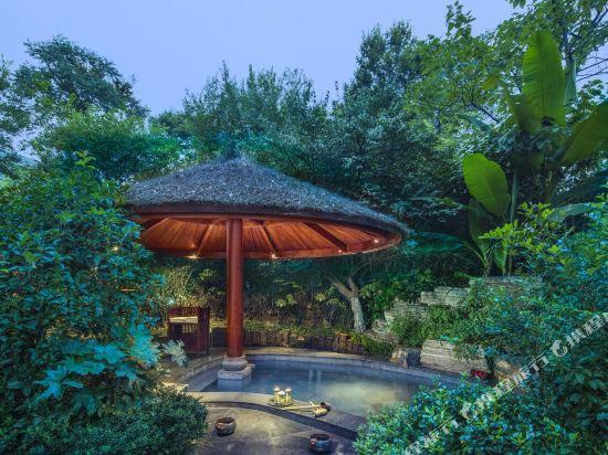 溧陽天目湖御水温泉度假酒店(Yu Shui Hot Spring Hotel)園景大床房