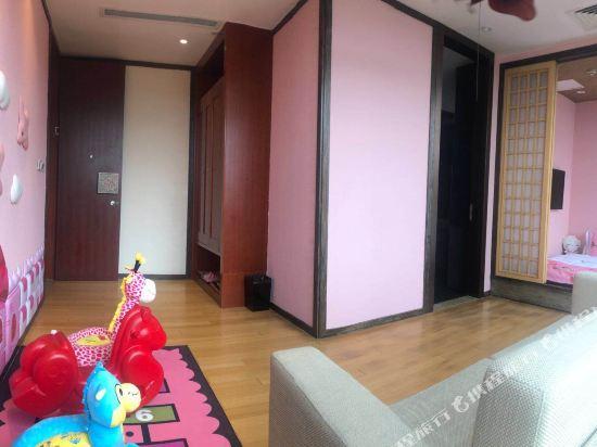 溧陽涵田度假村酒店(Hentique Resort & Spa)温泉親子房(無窗)