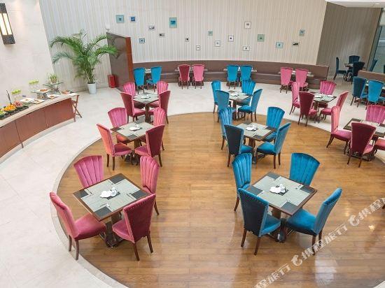 千島湖綠城度假酒店(1000 Island Lake Greentown Resort Hotel)餐廳