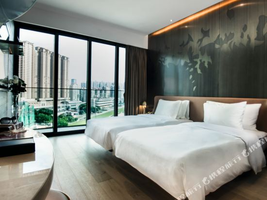 澳門羅斯福酒店(The Macau Roosevelt)高級雙床房-帶加床