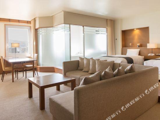 札幌公園飯店(Sapporo Park Hotel)奢華雙床房
