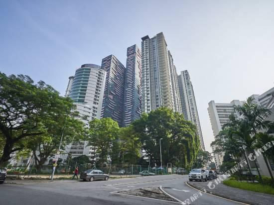 吉隆坡851阿特普拉斯精美OYO公寓