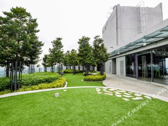 吉隆坡450羅伯森1卧室OYO公寓