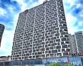 鉑頓國際公寓(漯河昌建東外灘店)