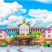 北京頂秀精靈堡童話親子酒店