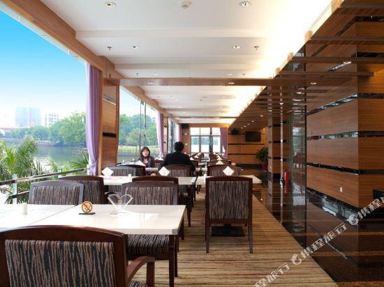 中山江畔商務酒店(Riverside Business Hotel)西餐廳
